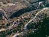 y10620 - Africa, South African Republic, Western Cape, Groot Swartberge. Road down to Gamkaskloof. - Africa, Suedafrika, Westkap, Groot Swartberge. Strasse nach Gamkaskloof.  2007.  - 60_MB.  Copyright: Obie Oberholzer / Bilderberg