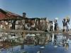 y9724 - Africa, South Africa, Eastern Cape. Port Elizabeth township after a storm.  - Afrika, Suedafrika, Eastern Cape. Port Elizabeth township nach einem Sturm.   - 38 MB.  Copyright: Obie Oberholzer / Bilderberg
