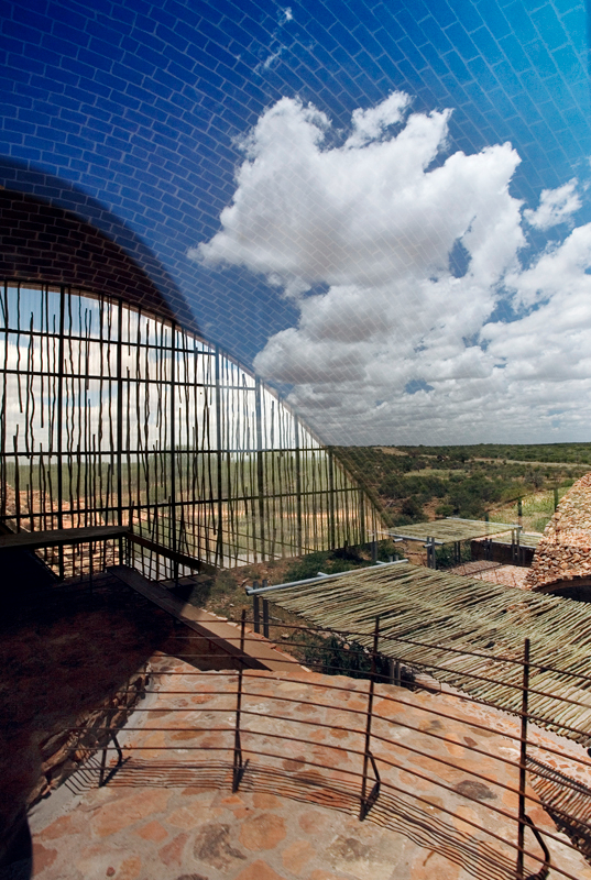 Interpretation Centre. Mapungubwe National Park. Limpopo Provinc