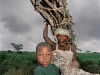 zulu-mother-her-child-gathering-wood-camperdown-south-africa-2003