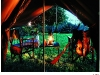 Safaris Unlimited hunting tent. Southern Kenya. '99.t