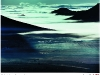 Looking down towards MoordenaarsKloof. Hantam Karoo. Northern Province. South Africa. '99.