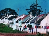 Main Street through Elim village. Overberg district. Western Cape. South Africa '99
