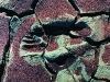 Footprint. Sossusvlei. Nambi Naukluft Park. Namibia. '97.