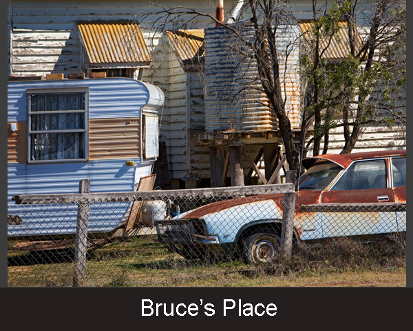1. Bruces Place
