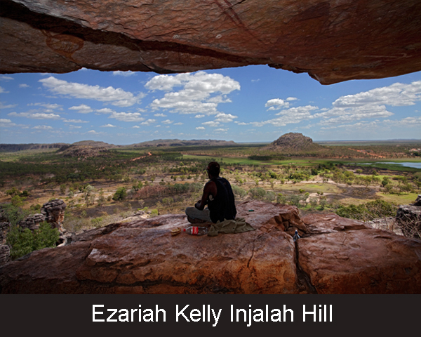 1. Ezariah Kelly Injalah Hill