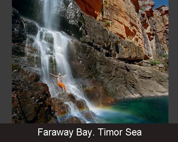 1. Faraway Bay. Timor Sea