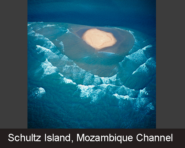 1. Schultz Island. Mozambique Channel