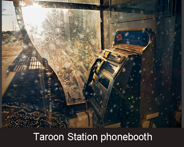 1.Taroon Station phonebooth