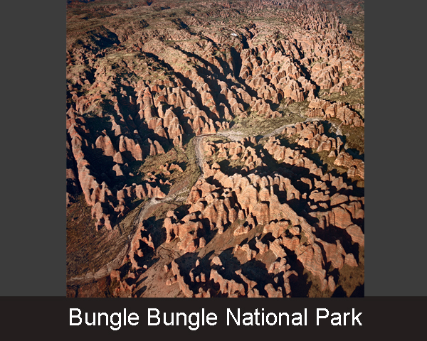 2. Bungle Bungle National Park