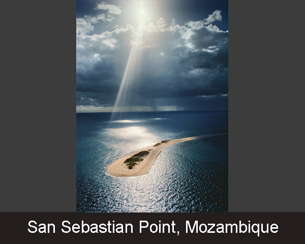 3. San Stebastian Point. Mozambique