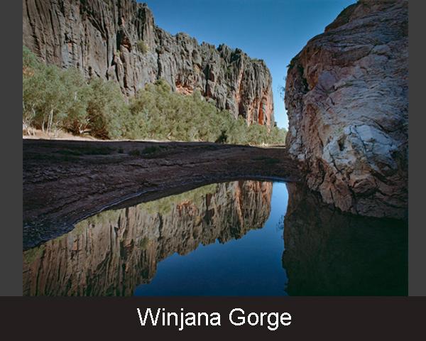 3. Winjana Gorge