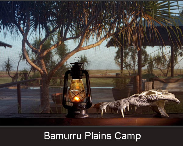 4. Bamurru Plains Camp