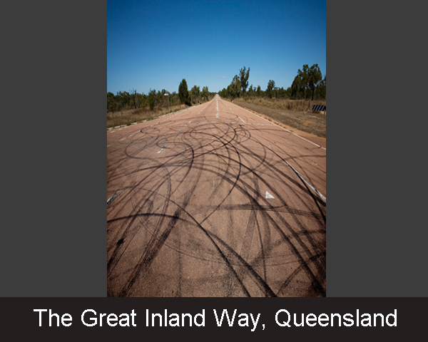4. The Great Inland Way. Queensland