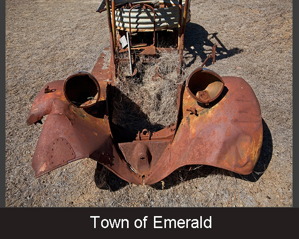 4. Town of Emerald