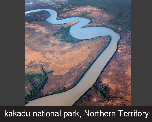 5 kakadu national park. Northern Territory