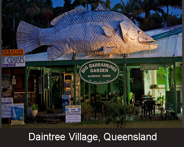5. Daintree Village. Queensland