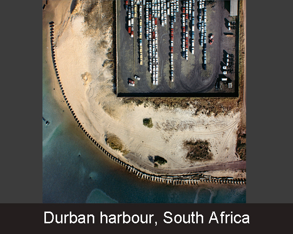 5. Durban harbour. South Africa