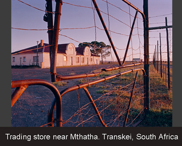 5. Trading store near Mthatha. Transkei, South Africa