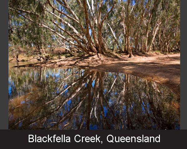 6. Blackfella Creek. Queensland