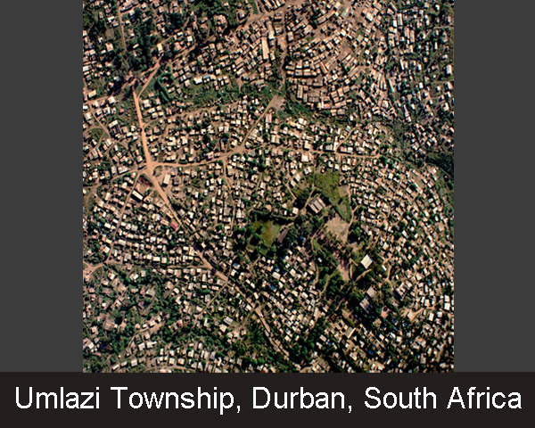 6. Umlazi Township. Durban. South Africa
