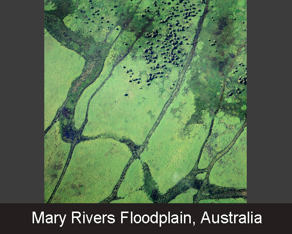 6.Mary Rivers Floodplain. Australia