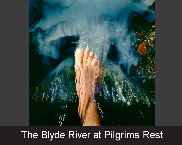 6.The Blyde River at Pilgrims Rest