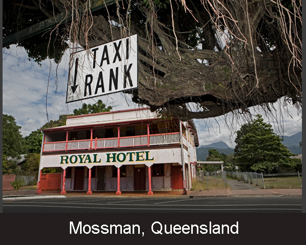 7. Mossman. Queensland