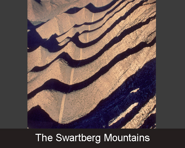 7. The Swartberg Mountains
