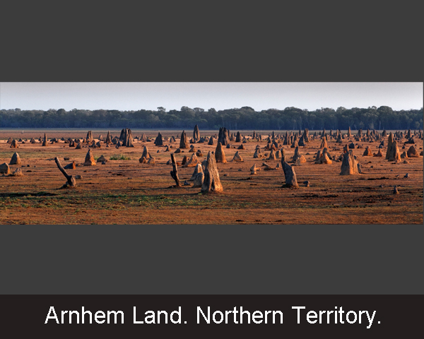 8. Arnhem Land. Northern Territoty.