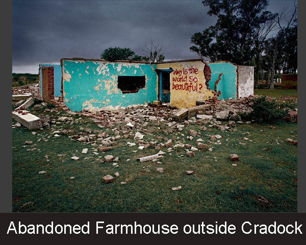 Abandoned Farmhouse outside Cradock