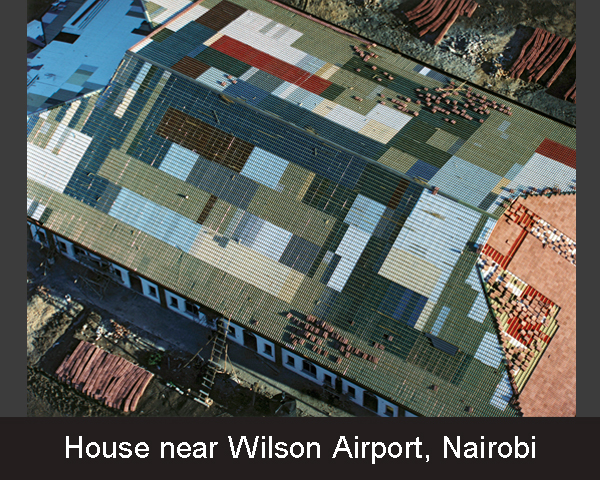 House near Wilson Airport. Nairobi