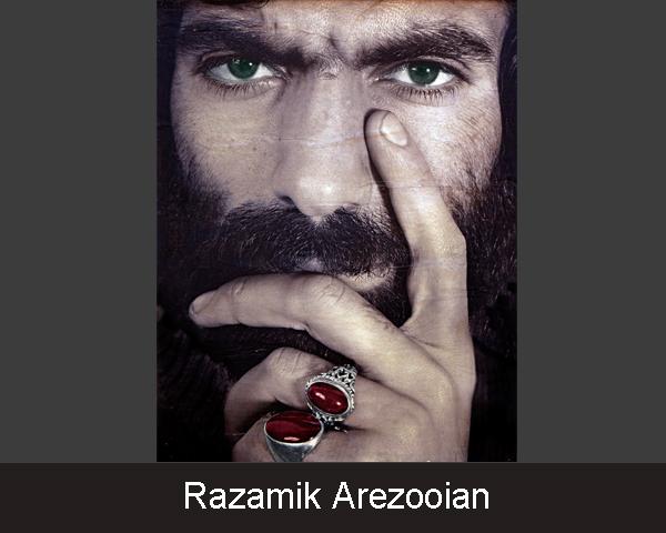 Razamik Arezooian