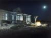 Moon over Pomona