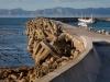Gansbaai harbour. Western cape. South Africa