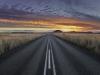 South Africa. Freestate Province. Karoo area.