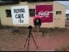 Royal Café. Elim village. Overberg. Western Cape. South Africa. '99.