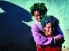 Gail(12) and Bonita (7 Gertse. Beukwsdraal village. Near Wuppertal. Western Cape. South Africa. '99.