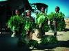 Dancing children. Near Kaapmuiden. Mpumalanga. South Africa. '99.