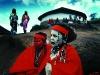 Young Witchdokter woman. Near Mpompolwane. KwaZulu – Natal. South Africa. '99.