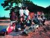 Boys and cars. Chimanimani Village. Eastern Highlands. Zimbabwe. '99.