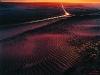 Road through the Namib Desert. Near Terrace Bay. Skeleton Coast Park. Namibia '97